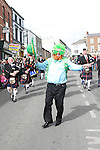 Frank Godfrey at the 2010 St Patrick's Day Parade...Photo NEWSFILE/Jenny Matthews.(Photo credit should read Jenny Matthews/NEWSFILE)....This Picture has been sent you under the condtions enclosed by:.Newsfile Ltd..The Studio,.Millmount Abbey,.Drogheda,.Co Meath..Ireland..Tel: +353(0)41-9871240.Fax: +353(0)41-9871260.GSM: +353(0)86-2500958.email: pictures@newsfile.ie.www.newsfile.ie.FTP: 193.120.102.198.