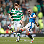Kenny Miller and Stuart Armstrong