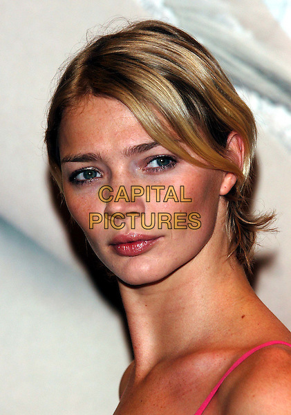 "JODIE KIDD.photocall to announce her second season as face of the ""Create a Storm"" campaign for Monsoon shop  Oxford Street, London.12 February 2004.portrait, headshot.sales@capitalpictures.com.www.capitalpictures.com.©Capital Pictures"