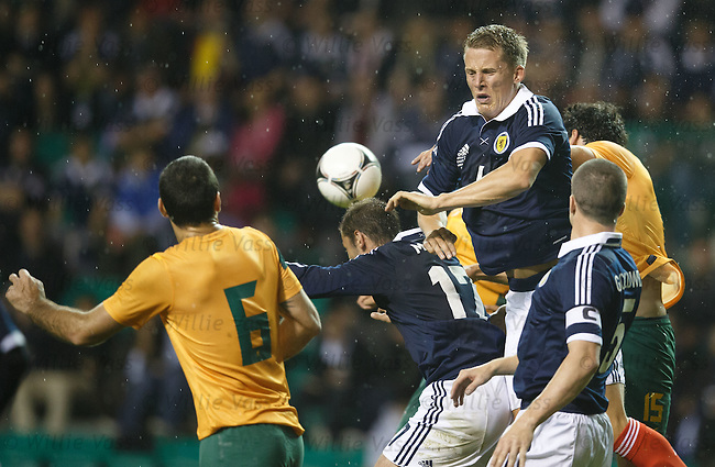 Christophe Berra heads clear