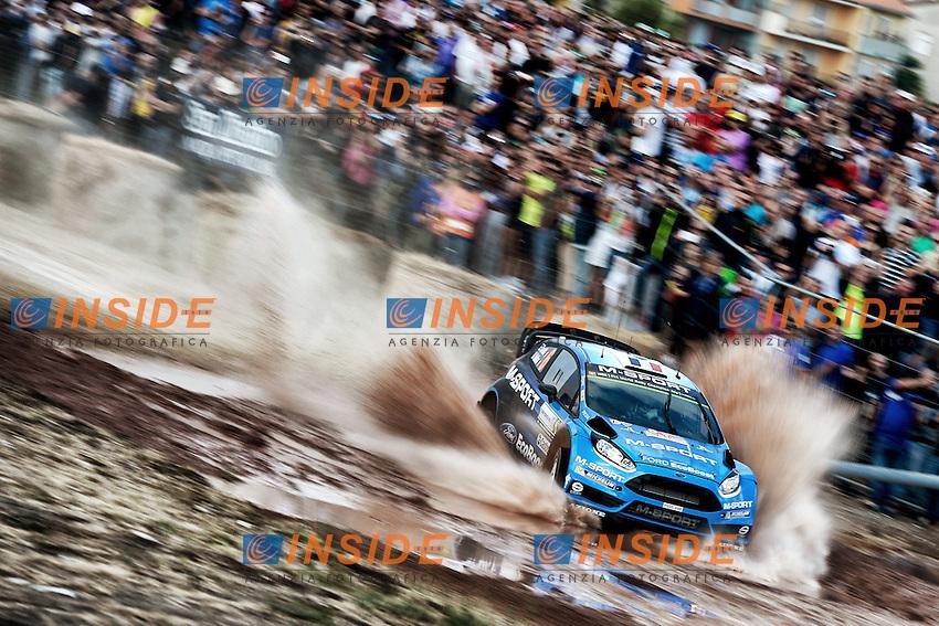 CAMILLI <br /> Rally di Sardegna 2016 <br /> Foto Lavadinho / Panoramic / Insidefoto
