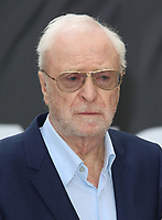 Sir Michael Caine at the King of Thieves World Premiere at Vue West End, Leicester Square, London on Wednesday 12 September 2018<br /> CAP/ROS<br /> &copy;ROS/Capital Pictures