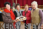 Enjoying the Women 2000 coffee morning in aid of the Irish Heart foundation at the CYMS hall in Killorglin. .L-R Eileen O'Sullivan, Margaret Gill, Connie Sheehan and Catherine O'Sullivan.