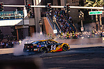 #14 Clint Bowyer  during NASCAR's Burnout Blvd. Driven By Goodyear