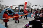 Quebec City in winter, Canada