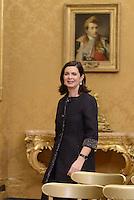 La Presidente della Camera Laura Boldrini, incontra Anne Brasseur, Presidente dell'Assemblea Parlamentare del Consiglio d'Europa