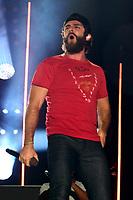 07 June 2019 - Nashville, Tennessee - Thomas Rhett. 2019 CMA Music Fest Nightly Concert held at Nissan Stadium. Photo Credit: Dara-Michelle Farr/AdMedia