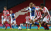 Blackburn Rovers' Harry Chapman <br /> <br /> Photographer /Rachel HolbornCameraSport<br /> <br /> The EFL Checkatrade Trophy - Blackburn Rovers v Stoke City U23s - Tuesday 29th August 2017 - Ewood Park - Blackburn<br />  <br /> World Copyright &copy; 2018 CameraSport. All rights reserved. 43 Linden Ave. Countesthorpe. Leicester. England. LE8 5PG - Tel: +44 (0) 116 277 4147 - admin@camerasport.com - www.camerasport.com
