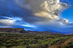 Stormy Morning Near Arches National Park, Utah, USA