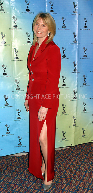 Donna Hanover at the 30th International Emmy Awards in New York. November 25, 2002. Please byline: Alecsey Boldeskul/NY Photo Press.   ..*PAY-PER-USE*      ....NY Photo Press:  ..phone (646) 267-6913;   ..e-mail: info@nyphotopress.com