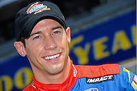 04/19/08 Mexico City .Kelly Bires will make his first start in Mexico from the 18th spot in his Ford Fusion.