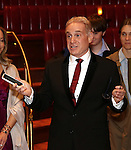 Howard Kagan during the Broadway Opening Night Actors' Equity Gypsy Robe Ceremony honoring Katrina Yaukey  for  'Natasha, Pierre & The Great Comet Of 1812' at The Imperial Theatre on November 14, 2016 in New York City.