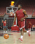 UA Basketball practices Oct. 27