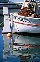 Europe/Provence-Alpes-Côte d'Azur/83/Var/Le Lavandou: Pointu au port