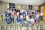 Class of '91 Community College who held their reunion in Ballyroe heights Hotel,Tralee on Saturday night with former principal Billy Curtin as special guest