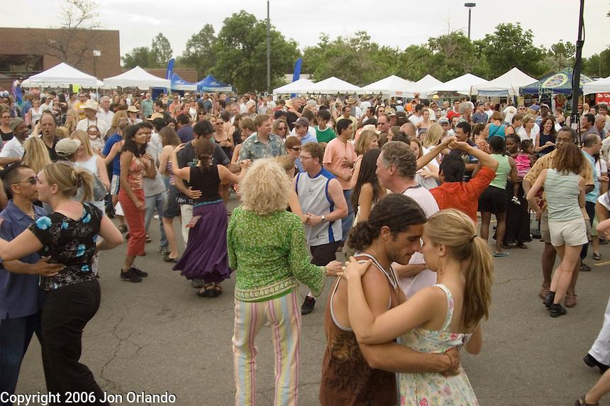 SOBO Summerfest 2006, Boulder CO.