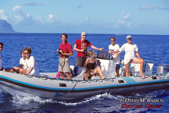 Delphine Legay & Dolphin Crew