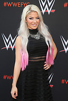 NORTH HOLLYWOOD, CA - JUNE 6: Alexa Bliss,  WWE's First-Ever Emmy &quot;For Your Consideration&quot; Event at The Saban Media Center in North Hollywood, California on June 6, 2018. <br /> CAP/MPIFS<br /> &copy;MPIFS/Capital Pictures