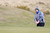 Thomas O'Connor (Athlone) during the 3rd round of matchplay at the 2018 West of Ireland, in Co Sligo Golf Club, Rosses Point, Sligo, Co Sligo, Ireland. 02/04/2018.<br /> Picture: Golffile | Fran Caffrey<br /> <br /> <br /> All photo usage must carry mandatory copyright credit (&copy; Golffile | Fran Caffrey)
