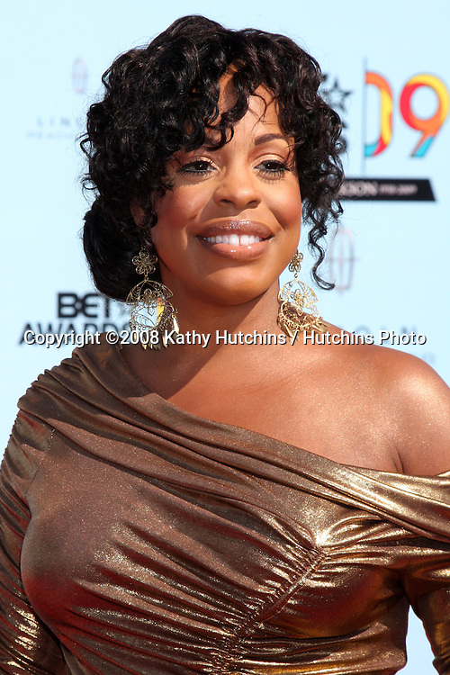 Neicy Nash arriving at  the BET Awards 2009 at the Shrine Auditorium in Los Angeles, CA on June 28, 2009.©2008 Kathy Hutchins / Hutchins Photo..