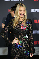 WESTWOOD, CA - DECEMBER 13: Molly Sims, at Premiere Of Netflix's 'Bright' at The Regency Village Theatre, In Hollywood, California on December 13, 2017. Credit: Faye Sadou/MediaPunch /NortePhoto.com NORTEPHOTOMEXICO