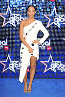 Rochelle Humes at the Global Awards 2019, Hammersmith Apollo (Eventim Apollo), Queen Caroline Street, London, England, UK, on Thursday 07th March 2019.<br /> CAP/CAN<br /> &copy;CAN/Capital Pictures