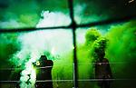 Solna 2015-03-07 Fotboll Allsvenskan AIK - Hammarby IF :  <br /> <br /> (Foto: Kenta J&ouml;nsson) Nyckelord:  AIK Gnaget Friends Arena Svenska Cupen Cup Derby Hammarby HIF Bajen