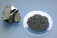 GALENA AND LEAD SHOT<br /> Lead and Lead (II) Sulfide<br /> Galena is an abundant lead sulfide mineral, classified as the most important lead ore mineral. Lead is a chemical element in the carbon group of the periodic table.
