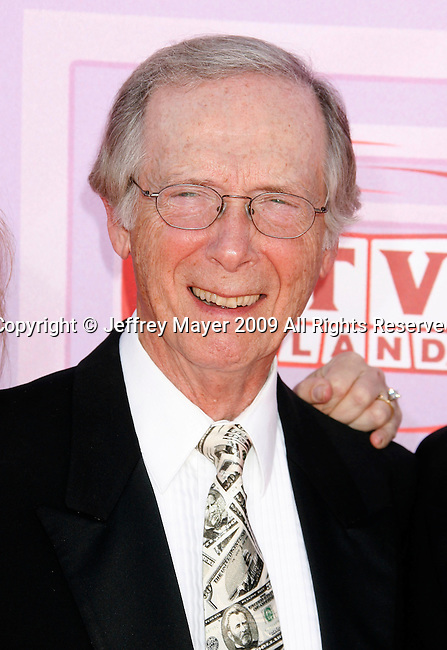 UNIVERSAL CITY, CA. - April 19: Bernie Kopell arrives at the 2009 TV Land Awards at the Gibson Amphitheatre on April 19, 2009 in Universal City, California.