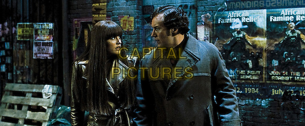 MALIN AKERMAN & PATRICK WILSON .in Watchmen.ackerman.*Filmstill - Editorial Use Only*.CAP/FB.Supplied by Capital Pictures.