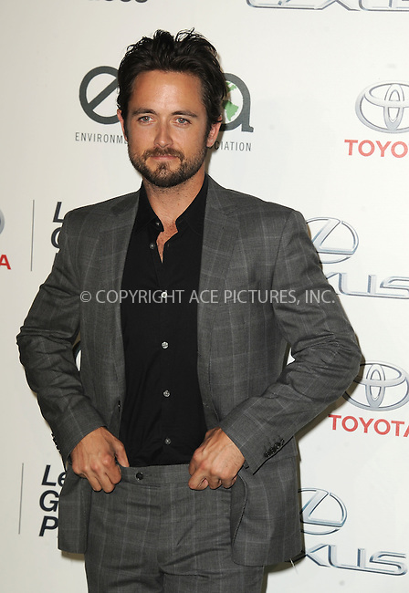 WWW.ACEPIXS.COM<br /> <br /> October 24 2015, LA<br /> <br /> Justin Chatwin arriving at the 25th Environmental Media Awards at Warner Bros. Studios on October 24, 2015 in Burbank, California<br /> <br /> By Line: Peter West/ACE Pictures<br /> <br /> <br /> ACE Pictures, Inc.<br /> tel: 646 769 0430<br /> Email: info@acepixs.com<br /> www.acepixs.com