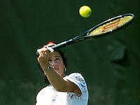 1997, USA, Miami, Key Biscayne, Chantal Vandierendonck