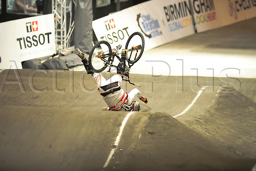 05.27.2012. England, Birmingham, National Indoor Arena. UCI BMX World Championships. General action for during the Cruisers Finals and Qualifiers at the NIA ....