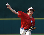 Selected images from Middle School Baseball action between Country Day and St. Martin's. The game was played on the Tulane Campus at Greer Field-Turchin Stadium.  Country Day went on to defeat St. Martin's 11-0.