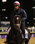 November 01, 2018 : Tracksmith in preparation for the Breeders' Cup on November 01, 2018 in Louisville, KY.  Candice Chavez/ESW/CSM