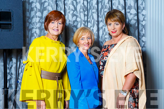 Ina O'Leary(Abbeydorney), Greta Marie Kearns(Tralee) and Mary Mangan(Tralee).