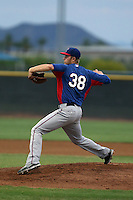Cole Wiper - Texas Rangers 2015 extended spring training (Bill Mitchell)