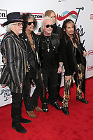 LOS ANGELES - FEB 10:  Brad Whitford, Joe Perry, Joey Kramer, Tom Hamilton, Steven Tyler, Aerosmith at the 2019 Steven Tyler's Grammy Viewing Party at the Raleigh Studios on February 10, 2019 in Los Angeles, CA