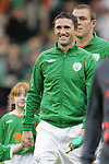 29 May 2008: Robbie Keane (IRL). The Republic of Ireland Men's National Team defeated the Colombia Men's National Team 1-0 at Craven Cottage in London, England in an international friendly soccer match.