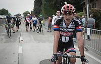 John Degenkolb (DEU/Team Giant-Alpecin) post-finish<br /> <br /> 12th Eneco Tour 2016 (UCI World Tour)<br /> stage 4: Aalter - St-Pieters-Leeuw (202km)