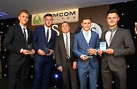 Pictured: Nigel Rees of Youth Development Wednesday 20 May 2015<br /> Re: Swansea City FC Awards Dinner at the Liberty Stadium, south Wales, UK