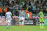 Atlético Nacional venció 1-0 a Jaguares de Córdoba en el estadio Atanasio Girardot de Medellín, en juego de la fecha 15 de la Liga Águila 2015 II