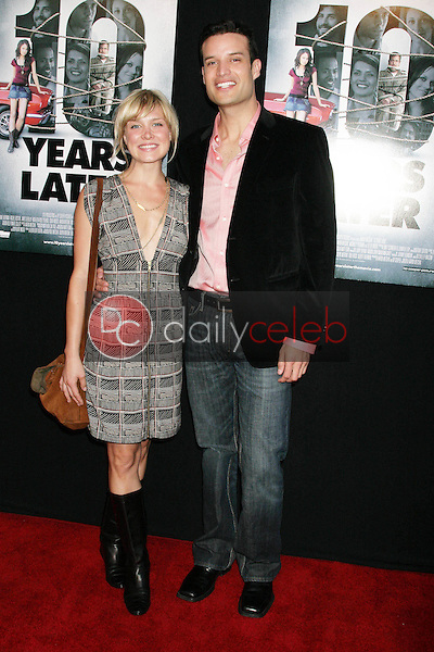 Kira Pozehl and B.P. Cooper<br />