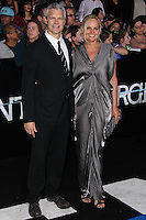 "WESTWOOD, LOS ANGELES, CA, USA - MARCH 18: Neil Burger, Diana Kellogg at the World Premiere Of Summit Entertainment's ""Divergent"" held at the Regency Bruin Theatre on March 18, 2014 in Westwood, Los Angeles, California, United States. (Photo by Xavier Collin/Celebrity Monitor)"