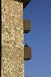 Israel, Lower Galilee. The watch tower om Mount Turan
