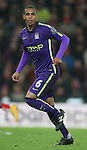 Fernando of Manchester City - Barclays Premier League - Stoke City vs Manchester City - Britannia Stadium - Stoke on Trent - England - 11th February 2015 - Picture Simon Bellis/Sportimage