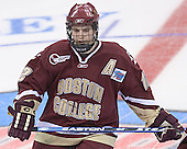 Chris Collins - The Boston College Eagles defeated the University of North Dakota Fighting Sioux 6-5 on Thursday, April 6, 2006, in the 2006 Frozen Four afternoon Semi-Final at the Bradley Center in Milwaukee, Wisconsin.