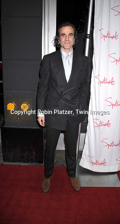 Daniel Day-Lewis.at The 2007 New York Film Critic's Circle Awards on .January 6, 2008 at Spotlight in New York. ..Robin Platzer, Twin Images
