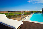 Herdade da Malhadinha Nova is a winery and vineyard in Alentejo, Portugal. It also has a beautiful resort in the middle of the vineyard.