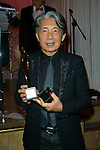 "Kenzo Takada during Prices ""The Best"" of Massimo Gargia in Salons Hoche in Paris. Paris, 10th december 2015, France"